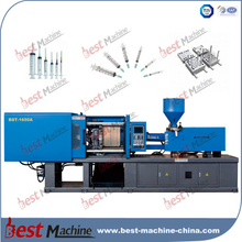 BST-1650A plastic disposable syringe injection molding machine