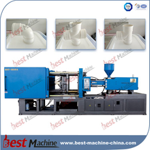 BST-3850A plastic PVC pipe fitting injection molding machine