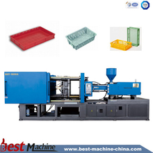 BST-3850A plastic turnover basket injection molding machine