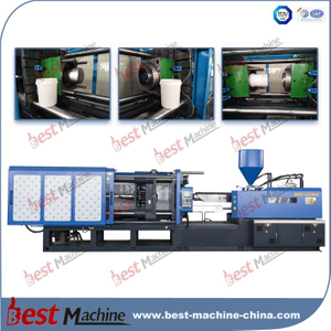 BST-5500A plastic pain bucket injection molding machine