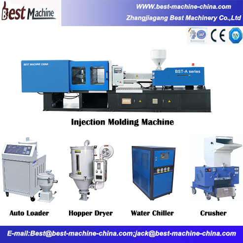 BST-1800A plastic injection molding machine
