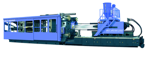 BST-8500A plastic injection molding machine