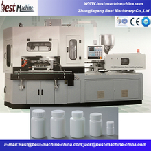 BSD-50C Injection Blow Molding Machine For Medical Bottle